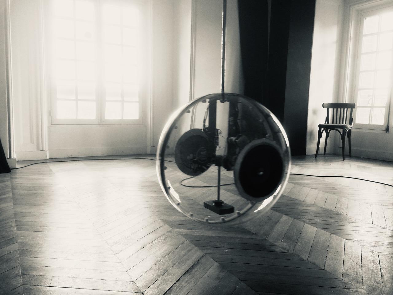 Pendule acoustique © Virgile Abela